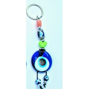 Good Luck Charm Key Ring-6816