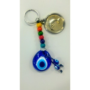 Good Luck Charm Key Ring-6819