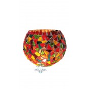 Mosaic Candle Holders (10)